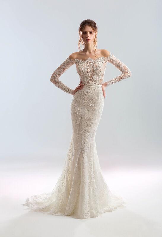 Свадебный салон Papilio Свадебное платье «Адриана» - фото 1