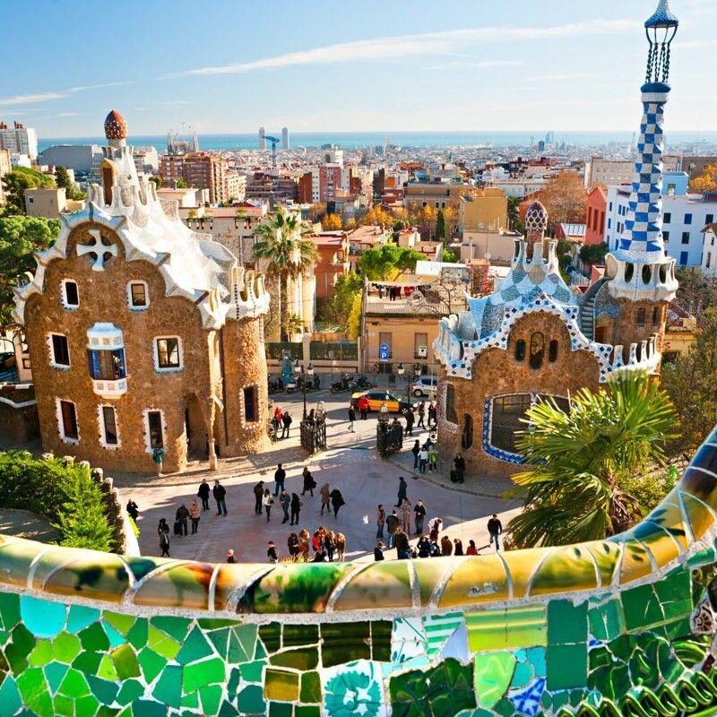 Туристическое агентство ТрейдВояж Автобусный тур ESP B13 с отдыхом в Испании - фото 1