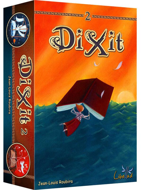 Подарок на Новый год Asmodee Игра настольная «Диксит 2» - фото 1