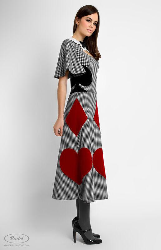 Платье женское Pintel™ Приталенное платье из эластичного хлопка Shiorin - фото 2