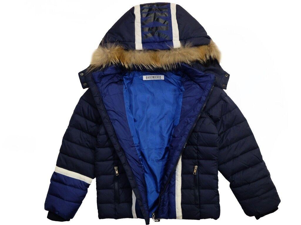 Верхняя одежда детская Bikkembergs Куртка для мальчика D JM CS56 5059 0754 - фото 2