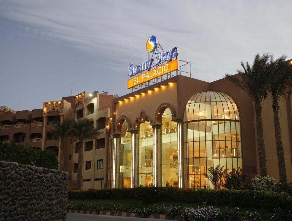 Туристическое агентство Санни Дэйс Пляжный авиатур в Египет, Хургада, Sunny Days El Palacio 4* - фото 3