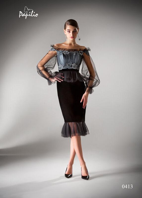 Вечернее платье Papilio Вечернее платье Felice 0413 - фото 1