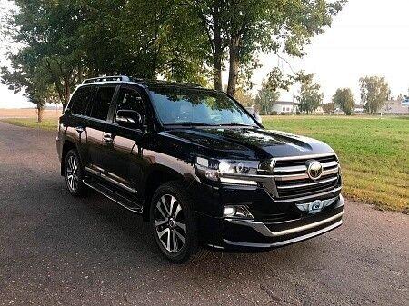 Прокат авто Toyota Land Cruiser 2019 - фото 2