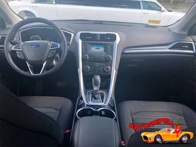 Прокат авто Ford Fusion 2015 г.в. - фото 4