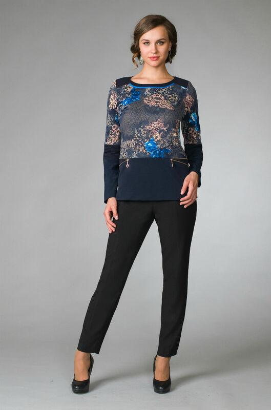 Кофта, блузка, футболка женская Gold Style Туника женская 2000 - фото 1
