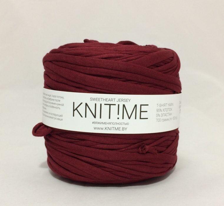 Товар для рукоделия Knit!Me Ленточная пряжа Sweetheart Jersey - SJ272 - фото 1