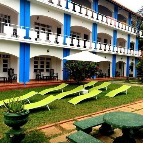 Туристическое агентство Denvi Travel Пляжный авиатур на Шри-Ланку, Хиккадува, Shangrela Beach Resort 2* - фото 1
