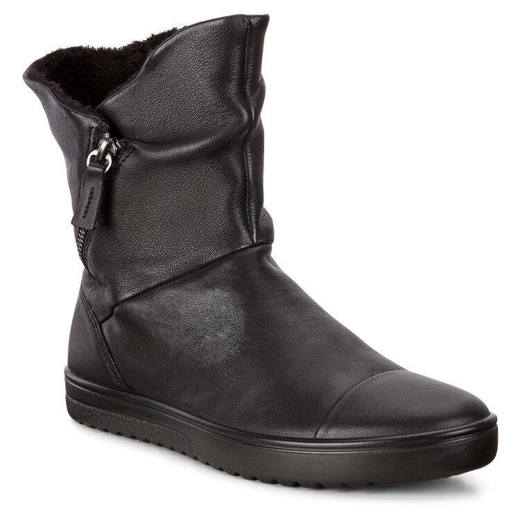 Обувь женская ECCO Полусапоги женские FARA 235423/01001 - фото 1