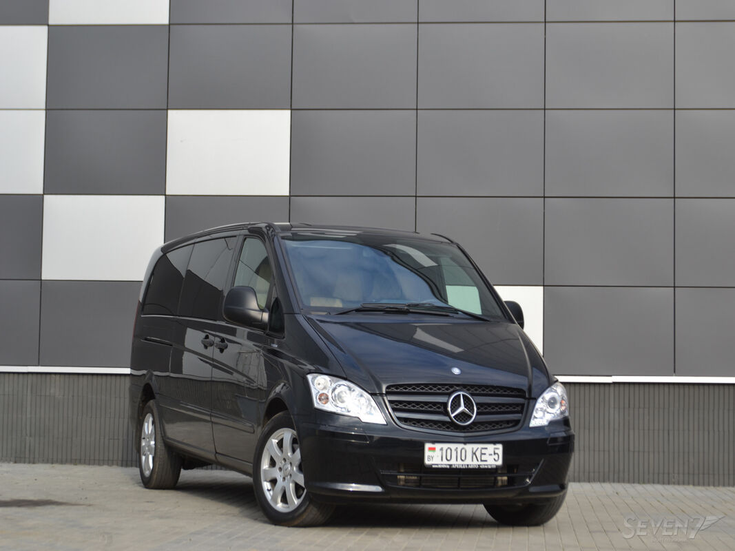 Аренда авто Mercedes-Benz Viano 2012 г. - фото 4