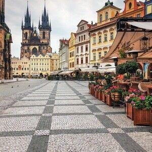 Горящий тур Голубая птица Автобусный тур «Crazy Prague» - фото 1