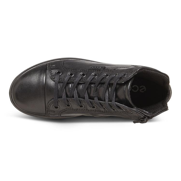 Обувь детская ECCO Кеды высокие S7 TEEN 780003/51052 - фото 6
