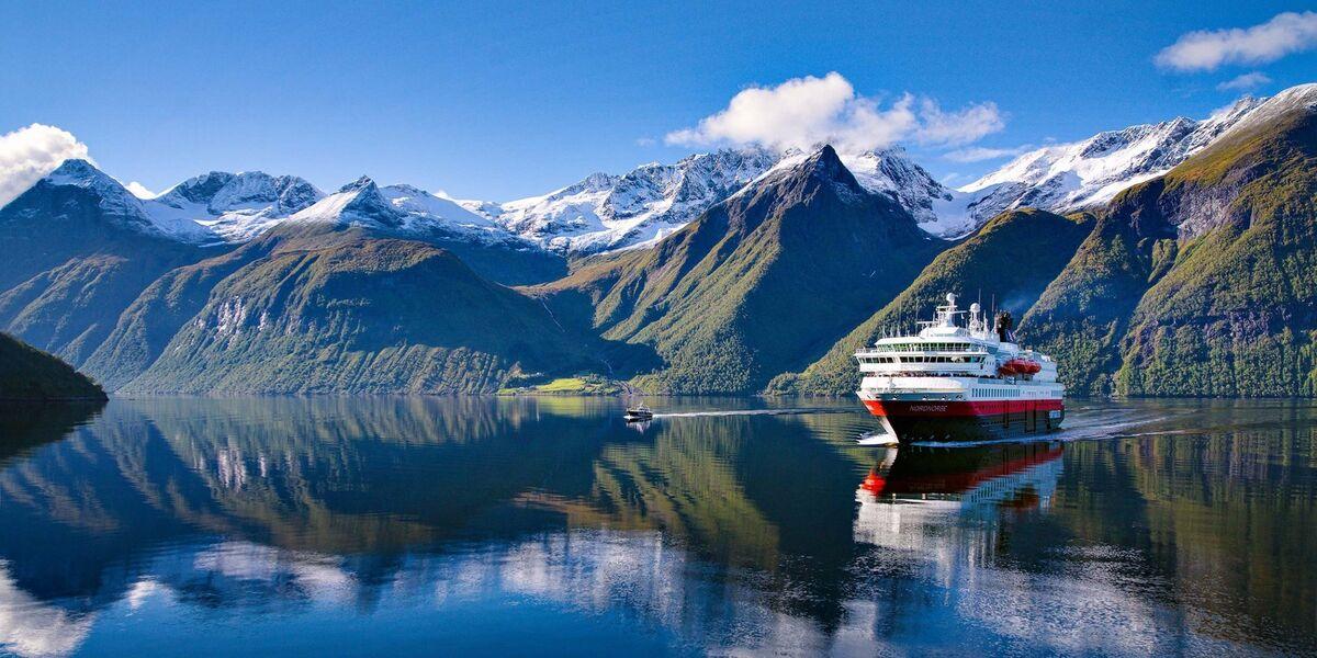 Туристическое агентство Боншанс VN - Гранд Тур по Норвегии - фото 3