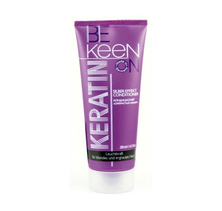 Уход за волосами KEEN Кондиционер с кератином Серебристый - фото 1
