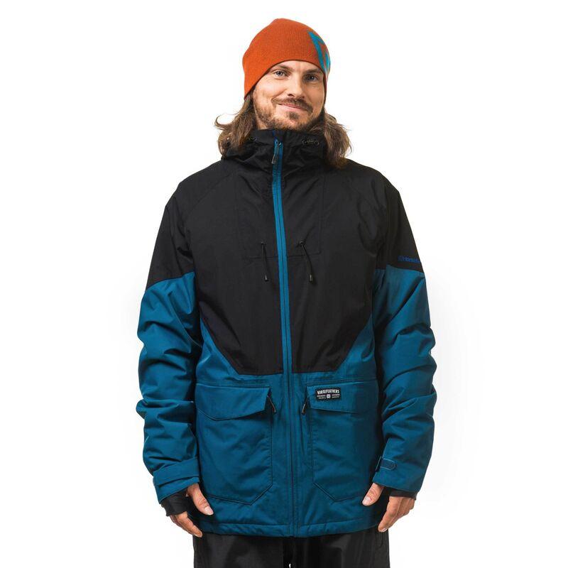 Спортивная одежда Horsefeathers Сноубордическая куртка Carnes 1617 черный - фото 1