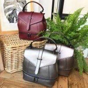 Магазин сумок Vezze Кожаный рюкзак C00196 - фото 2
