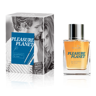 Подарок tianDe Парфюмерная вода Pleasure Planet для мужчин - фото 1