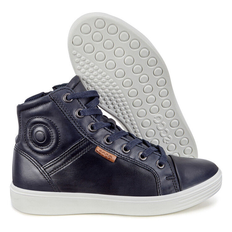 Обувь детская ECCO Кеды высокие S7 TEEN 780003/01303 - фото 7
