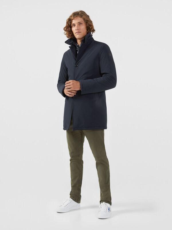 Верхняя одежда мужская Trussardi Пальто мужское 52S00387-1T002680 - фото 3