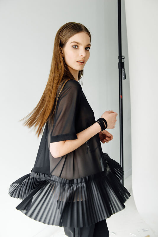 Кофта, блузка, футболка женская Burvin Туника женская 5967 - фото 2