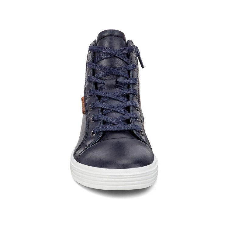 Обувь детская ECCO Кеды высокие S7 TEEN 780003/01303 - фото 3