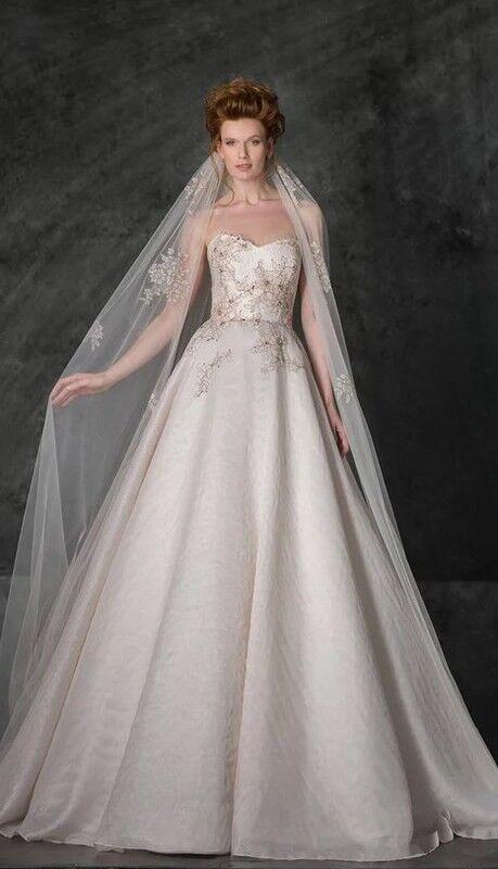Свадебное платье напрокат Edelweis Платье свадебное «Nocturne» - фото 2