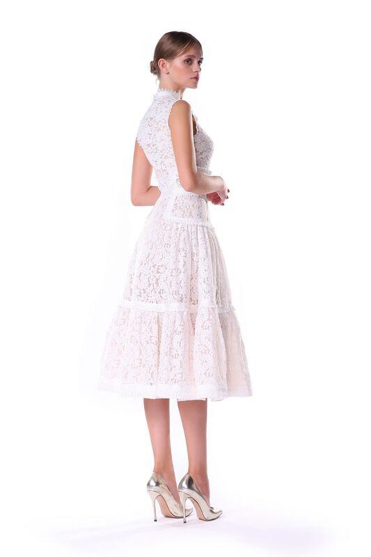 Платье женское Isabel Garcia Коктейльное платье BB1347 - фото 2