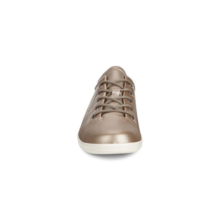 Обувь женская ECCO Кеды SOFT 2.0 206503/01375 - фото 4