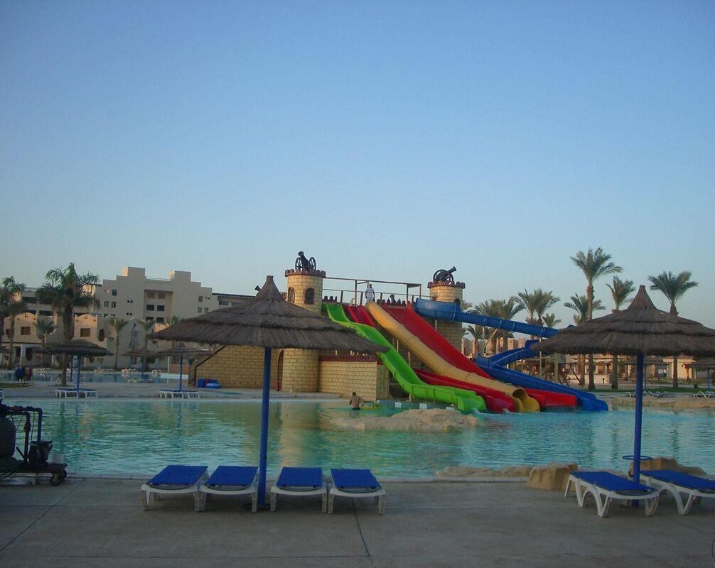 Туристическое агентство Санни Дэйс Пляжный авиатур в Египет, Хургада, Royal Lagoons Aqua Park Resort Hurghada 5* - фото 6