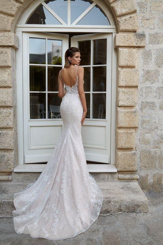 Свадебное платье напрокат Armonia Свадебное платье Calypso - фото 2