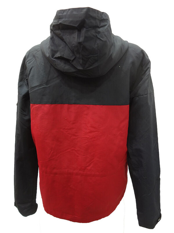 Спортивная одежда Free Flight Женская ветровка красно-серая - фото 2