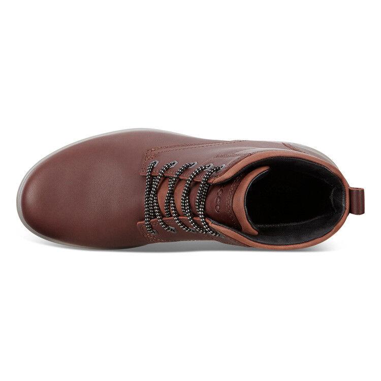 Обувь мужская ECCO Ботинки высокие WHISTLER 833684/50653 - фото 6