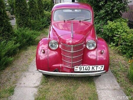 Прокат авто Москвич 401 1955 - фото 1