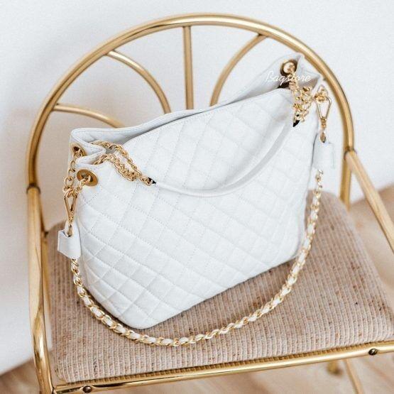 Магазин сумок Vezze Кожаная женская сумка C00512 - фото 2