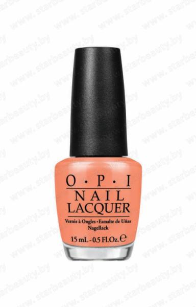 Декоративная косметика OPI Is Mai Tai Crooked? - фото 1