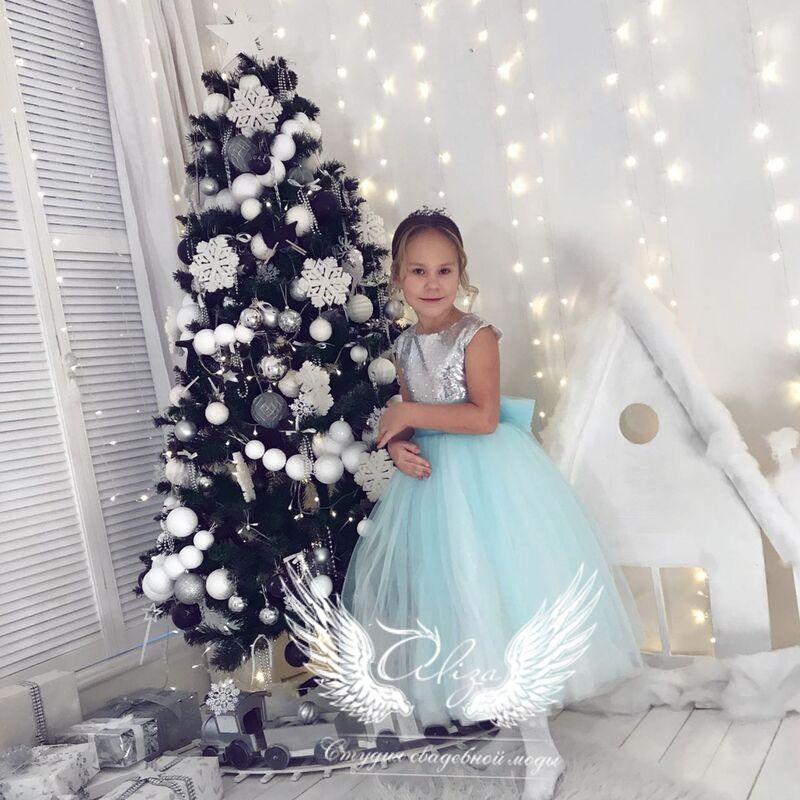 Платье детское ALIZA Детское вечернее платье Berta - фото 2