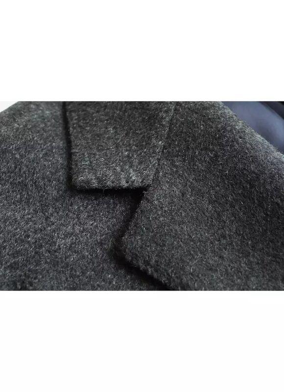 Верхняя одежда мужская SUITSUPPLY Пальто мужское Vicenza J460 - фото 4