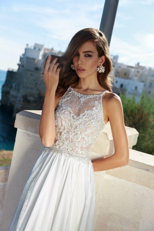Свадебное платье напрокат ALIZA свадебное платье Susi - фото 3