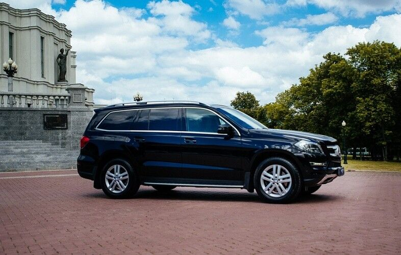 Аренда авто Mercedes-Benz GL 2015 г. - фото 1