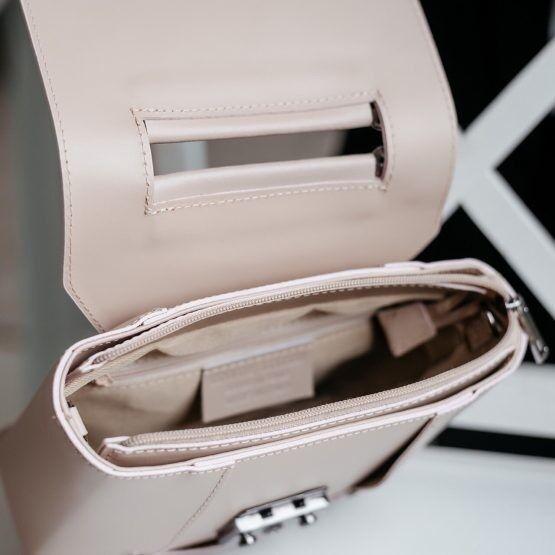 Магазин сумок Vezze Кожаная женская сумка C00465 - фото 4