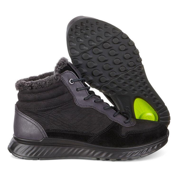 Обувь женская ECCO Кроссовки высокие ST1 836183/51094 - фото 8