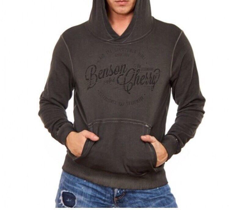 Кофта, рубашка, футболка мужская Benson Cherry Толстовка Sting - фото 1