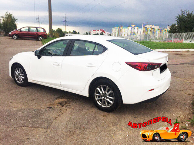 Прокат авто Mazda 3 2014 г. - фото 3