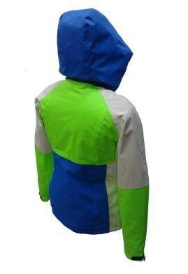 Спортивная одежда Free Flight Женская горнолыжная мембранная куртка, модель №1328 - фото 6