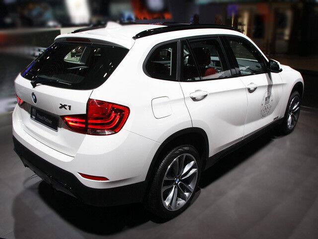 Прокат авто BMW X1 2014 - фото 2