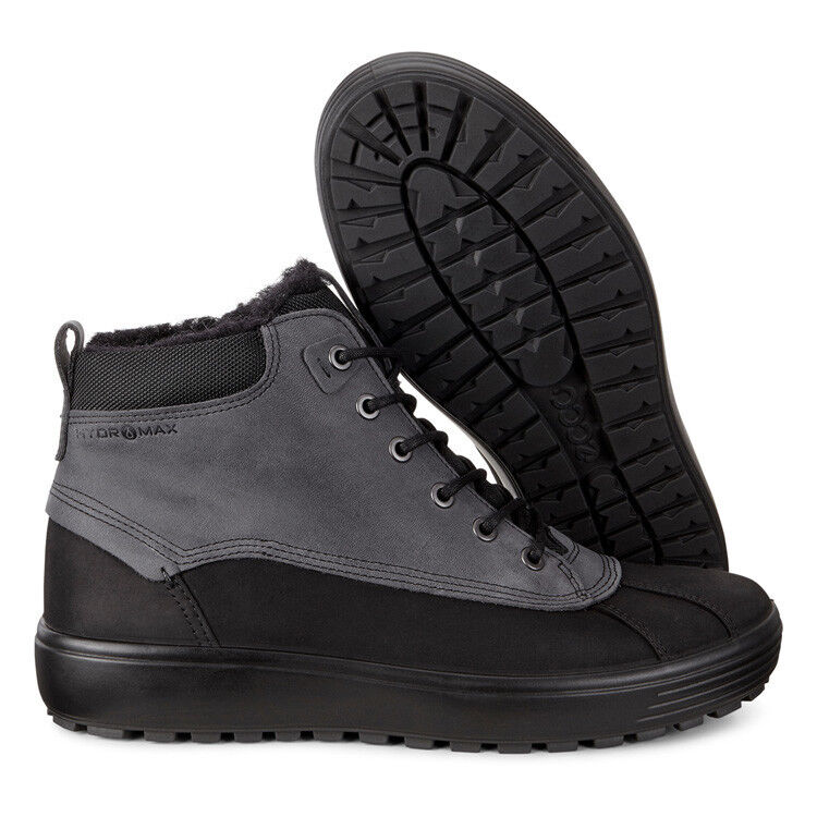 Обувь мужская ECCO Кеды высокие SOFT 7 TRED 450124/51052 - фото 8