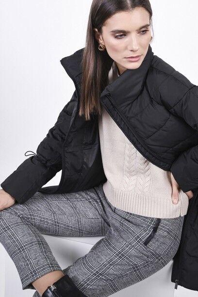 Верхняя одежда женская SAVAGE Пальто женское арт. 010031 - фото 3