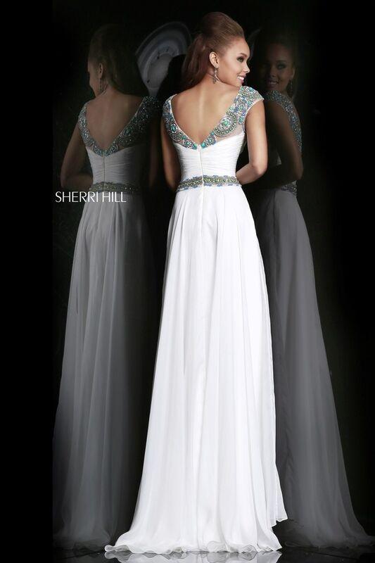 Вечернее платье Sherri Hill Вечернее платье 21272 - фото 5