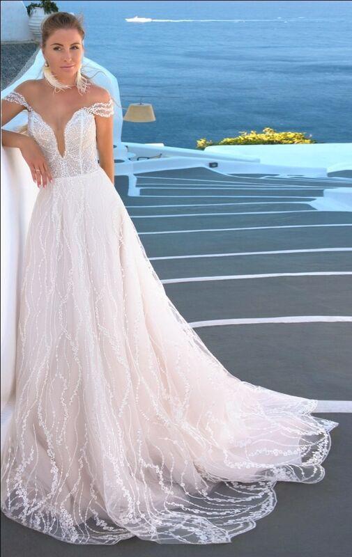 Свадебный салон Rafineza Rafineza Свадебное платье Diana - фото 3
