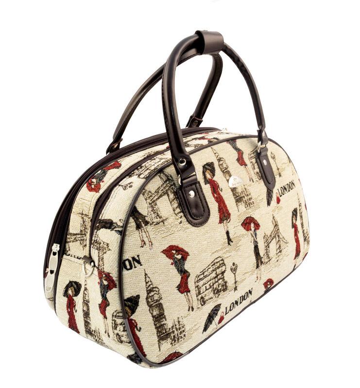 Магазин сумок Borgo Antico Женская дорожная сумка 206-1 - фото 2